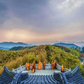 10.27徒步最美森林古道,探寻杭州北郊的小九寨沟(1天活动)