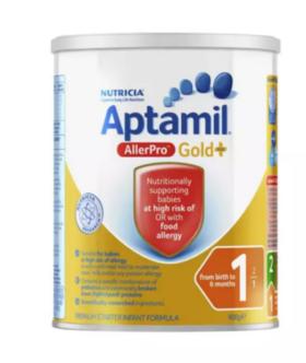 Aptamil澳洲爱他美水解奶粉深度水解一段