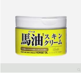 【本周秒杀,门店自提】日本北海道马油润肤霜-黄色220g