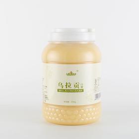 乌拉贡白蜜 源自黑龙江镜泊湖  椴树白蜜 好蜜如脂 馥郁芬芳 5斤/瓶的(暂只发武汉市)