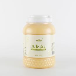 (2020年新日期)乌拉贡白蜜 源自黑龙江镜泊湖  椴树白蜜 好蜜如脂 馥郁芬芳 5斤/瓶的(暂只发武汉市)