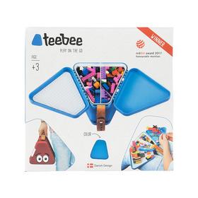 丹麦 TeeBee便携玩具盒