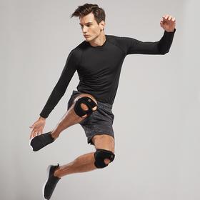 「运动损伤专用」活力护膝带护膝圈 膝盖保暖 飞乐思加热护腰带腰部按摩器老寒腿保暖膝盖男女运动热敷护膝套装