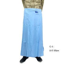 ANS围裙美发师围裙 蓝色