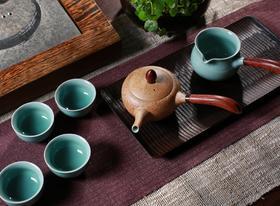 尚唐 龙泉青瓷 鸿运当头2#茶具套组