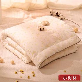 龙之涵 手工棉花被胎