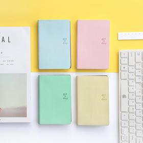 迷你A6皮面本Z学生用笔记本子记事本