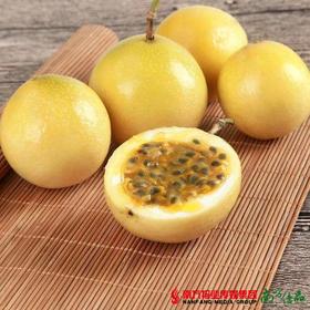 【果味浓郁】福建特级黄金百香果 6个 单果60-100g左右