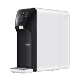 Haier/海尔施特劳斯净水器家用直饮加热一体机反渗透纳滤YR1505-R