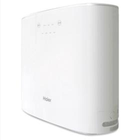 海尔HRO7551-4净水器家用直饮自来水过滤器厨房RO反渗透纯水机