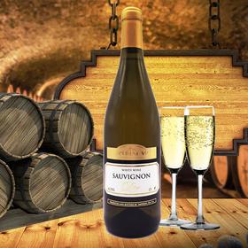 帝国苏维翁干白12.5%VOL 750ml  进口红酒 摩尔多瓦