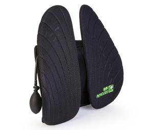 历史销售破100万单,米乔人体工学减压腰垫让你腰部有靠。新增气动款让你更舒心!