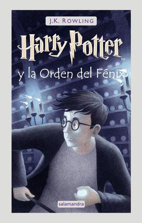Harry Potter y la Orden del Fénix (Tapa Dura)