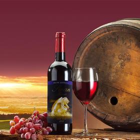 天鹅河希拉干红15%VOL 750ml 进口红酒 澳大利亚原装进口