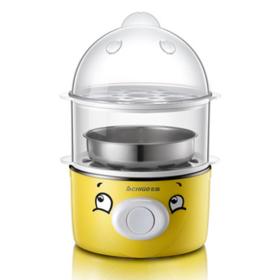 志高蒸蛋器煮蛋煎蛋器家用小型1-3人自动断电早餐机鸡蛋神器