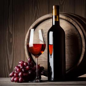 爱丽丝赤霞珠干红14.5%VOL 750ml  进口红酒 摩尔多瓦