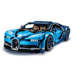 LEGO 乐高 42083 Technic 机械组系列 Bugatti Chiron 布加迪威龙
