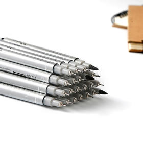 秀普针管笔套装10支装  勾线笔 描线笔