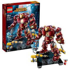 LEGO乐高 玩具 超级英雄 Super Heroes 14岁+ 反浩克装甲:奥创纪元版 76105 积木LEGO