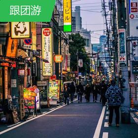 【日本】大阪京都富士山东京双飞六日游