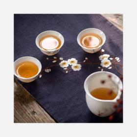西湖礼物九曲红梅西湖龙井红茶礼盒 | 色如玛瑙 气如梅花口齿留香 | 150g/盒【严选X乳品茶饮】