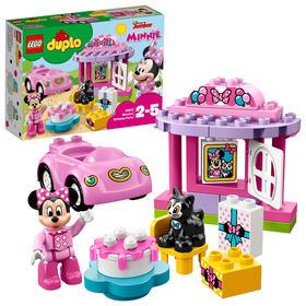 LEGO乐高 玩具 得宝DUPLO 2岁-5岁 米妮的生日派对 10873