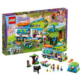 LEGO乐高 玩具 好朋友 Friends 7岁-12岁 米娅的野营车 41339 积木LEGO