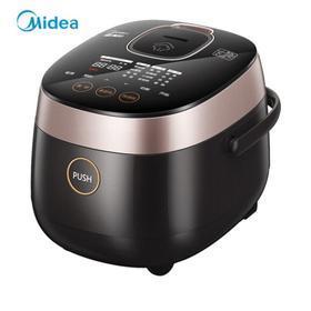 美的(Midea)电饭煲 IH电磁加热 锁水焖香阀 精钢鼎釜2L电饭锅MB-FZ2001