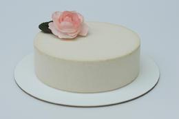 栗子黑醋栗蛋糕