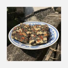 芝麻核桃营养软糕 | 传统手艺 好吃不腻 健康小零食 |450g*2盒【严选X滋补保健】
