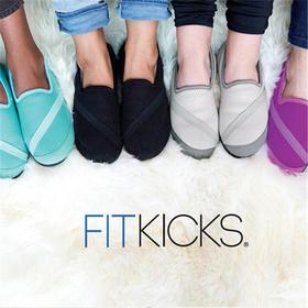 美国 Fitkicks 赤足鞋!冬季保暖款,轻便舒适,内里加绒,裸穿舒服到哭!出门居家开车旅行,全家都能穿!