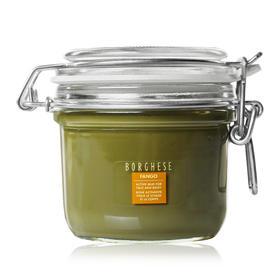 Borghese/贝佳斯绿泥面膜泥浆212g 深层清洁去角质 小绿泥 泥膜