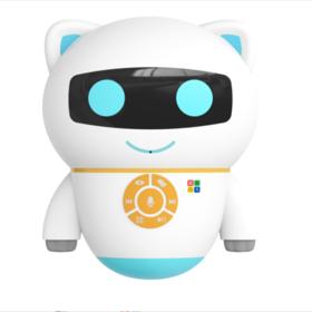 韩端哈豆智能wifi早教故事机益智机器人玩具 0-4-8岁男孩女孩聊天陪伴教育对话学习机