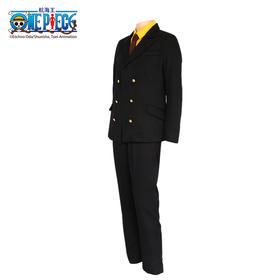腾讯动漫官方 航海王ONE PECIE山智cosplay套装海贼王 西装衬衫裤子领带