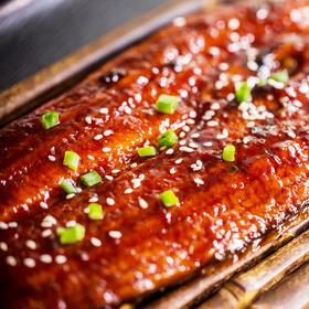 慢雨蒲烧鳗鱼原味白烧鳗鱼丨出口日本 鲜美好品质 | 1包【严选X生鲜熟食】