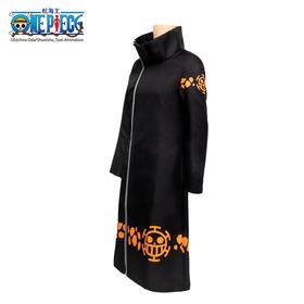 腾讯动漫官方 航海王ONE PECIE罗cosplay套装海贼王 特拉法尔加罗外套风衣COS外套