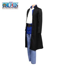 腾讯动漫官方 航海王ONE PECIE萨波cosplay套装 外套衬衫裤子领带皮带