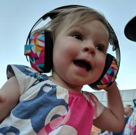 BANZ婴幼儿降噪音耳罩