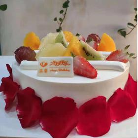 8英寸水果派对