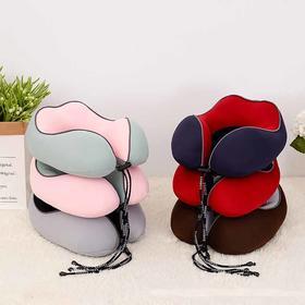 创意款颈枕 新款旅行枕 舒适透气U枕飞机枕 U型枕-864507