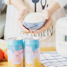 【12月6日】下午15点,原价29元龙米有机稻花香彩色生活双罐装限量20份秒杀价9.9元,每个ID限购1份