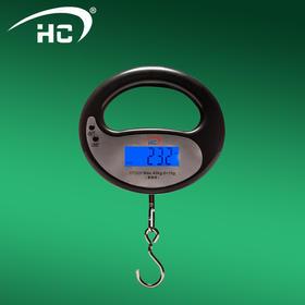 手提秤电子秤 便携式电子称高精度挂称钩秤电子快递称-864732