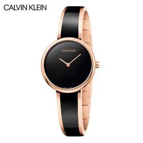CALVIN KLEIN Seduce诱惑系列女士腕表K4E2N611 ck女士手表