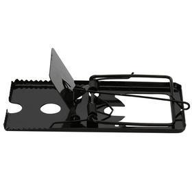 捕老鼠笼夹子 安全型捕鼠灭鼠杀鼠器 高强灵敏度灭鼠器家用-864751