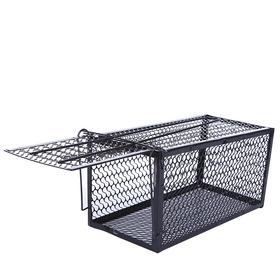 高效安全无毒灭鼠捕鼠笼加厚强力灭鼠器抓老鼠耗子盒家用-864750