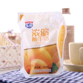 浓缩芒果酸奶180g*12袋