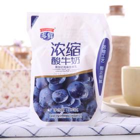 浓缩黑加仑酸奶180g*12袋