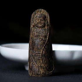 惠安 沉水级 沉香雕件 6.45g 0816-801