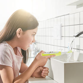 凯叔&素士联合出品 儿童声波电动牙刷