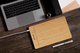 双11特惠,优派PF1030 WoodPad 竹材手感高颜值手绘板/电脑绘画板/电子绘图板